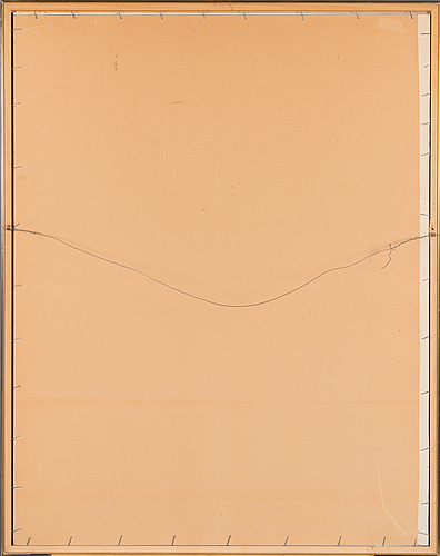 Jose ortega, litografia, signeerattu ja numeroitu 65/95.