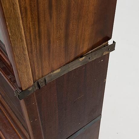 An early 20th century billnäs book shelf / book cabinet.