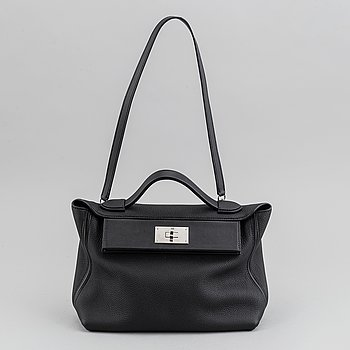 """Hermés, handbag, """"24/24""""."""