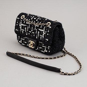 "Chanel, bag, ""Mini flap bag"" 2017-2018."