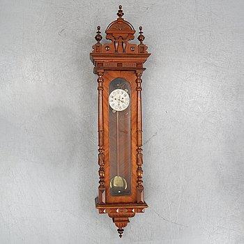 A Neo-Renaissance wall clock, late 19th Century.