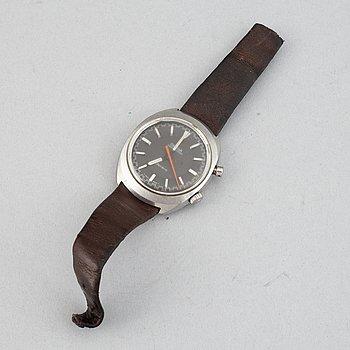 Omega, Chronostop, Genève, wristwatch, 35 x 39,5 mm.