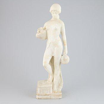 Unknown artist 19th/20th Century. Sculpture. Marble.