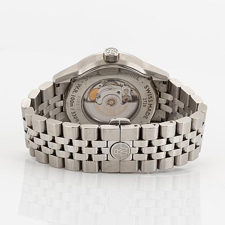 Raymond weil, freelancer, wristwatch, 42 mm.