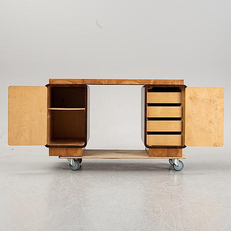 Skrivbord, art déco,1930/40-tal.