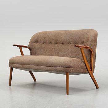 A sofa by Chresten Findahl Brodersen, Findahls møbelfabrik, Denmark, mid 20th century.