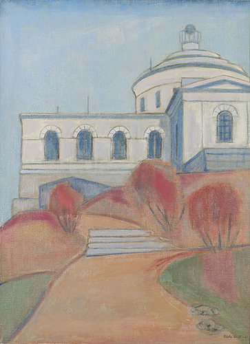 Nikolai lehto, oil on canvas, signed and dated -63.