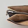 Céline, a leather 'trio bag'.