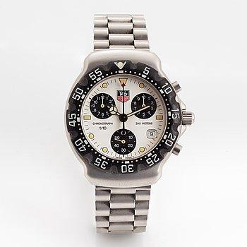 Tag Heuer, Formula 1, chronograph, armbandsur, 38 mm.