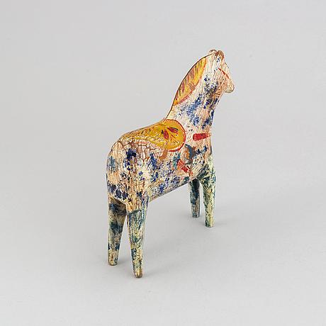 A dala horse, beginning of the 20th century.