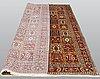 A carpet, baktiari, ca 315 x 217 cm.