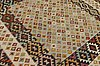 A carpet, kilim, ca 304 x 263 cm.