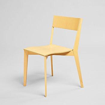 "Claesson Koivisto Rune, ""Clear Chair"", stol, E&Y, Japan, 2007."
