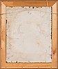 Alpo jaakola, oil on fiberboard, signed and dated -83.
