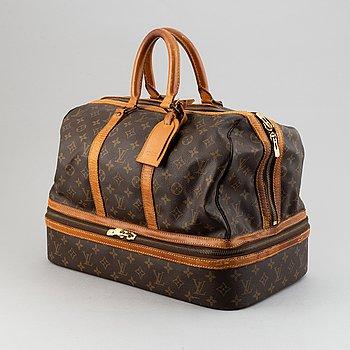 Louis Vuitton, weekendväska.