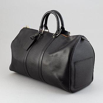 """Louis Vuitton, weekendväska, """"Keepall 45"""", 1995."""