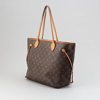 """Louis Vuitton, väska, """"Neverfull""""."""