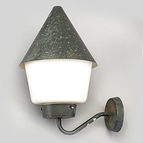 Exterior lighting, asea, 1960s.