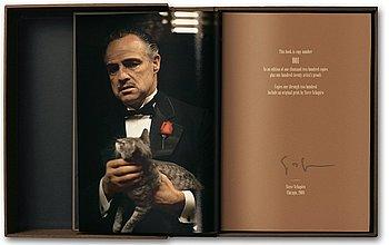 "Steven Shaprio/Paul Duncan, book ""The Godfather, Art Edition No. 1–100 'Marlon Brando"" Taschen numbered 94A."