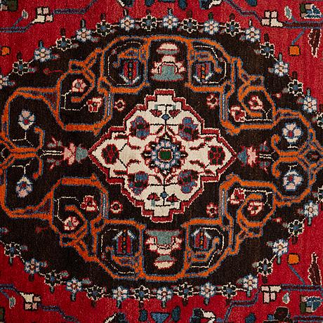 Matto, semi-antique/old bakthiari, ca 305 x 175 cm.