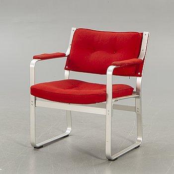 """Karl Erik Ekselius, armchair, """"Mondo"""", JOC."""