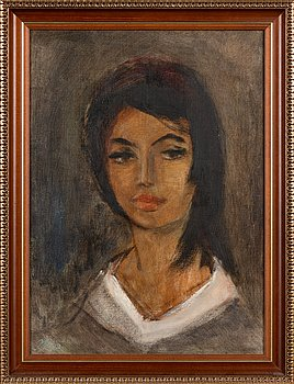 Onni Kosonen, oil on canvas, signed and dated -65.