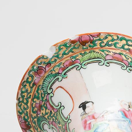 Maljakkopari, kiina, 1900-luvun alku.