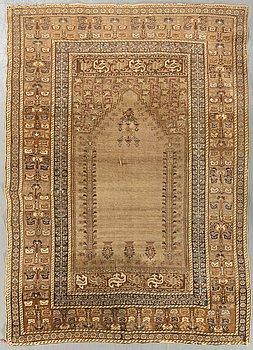 A semiantique Kayseri carpet ca 170x120 cm.