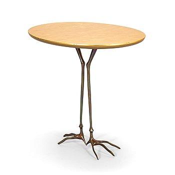 Meret Oppenheim, a 'Traccia table', around 1990.