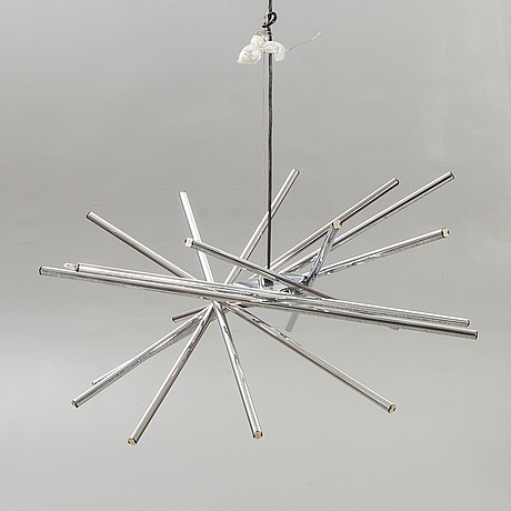 Ceiling lamp, italy, late 20th century.