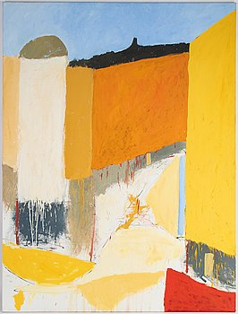 Anders Palmér, oil on canvas, singed.