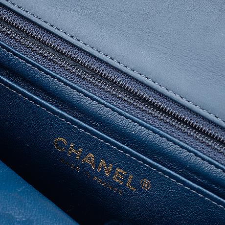 """Chanel, väska, """"mini flap"""", 2018-19."""