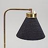 A pair of model 1848 floor lights by josef frank for firma svenskt tenn.