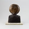 Sergio bustamante, a bronze sculpture, signed and numbered 44/100.