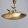 Paavo tynell, a mid-20th-century 'k2-33' chandelier for idman.