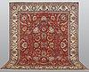A carpet, tabriz 415 x 340 cm.