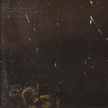 Georg pauli, olja på duk, signerad och daterad -31.