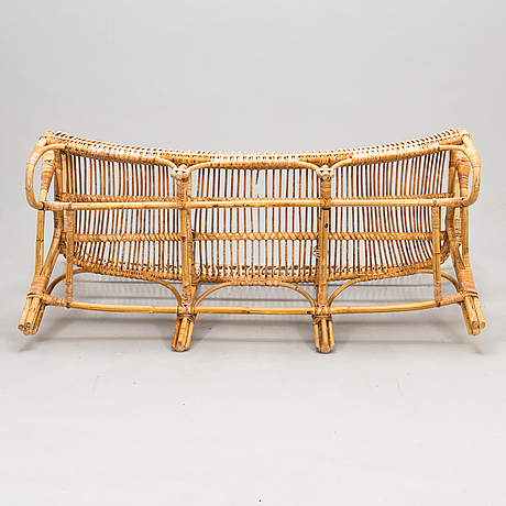 A 1950's sofa for urjalan koritehdas.