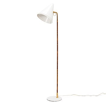 Paavo Tynell, a mid-20th century K10-10 floor lamp for Idman.
