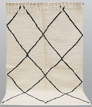 A carpet, Moeocco, ca 256 x 161 cm.