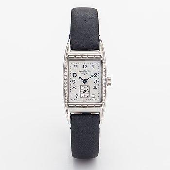 Longines, Bellarti, wristwatch, 19 x 27 mm.