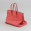 """Hermès, bag """"birkin 35"""", 2009."""