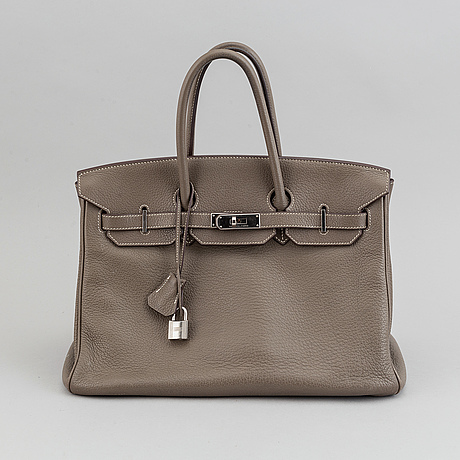 """Hermès, bag, """"birkin 35"""", 2015."""