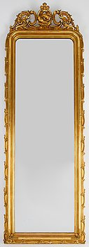 An end of the 19th Century mirror.