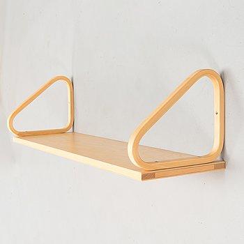 Alvar Aalto, a '112B' shelf for Artek 2005.