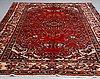 A carpet, old liliahn, ca 362 x 249 cm.