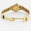 Cartier, santos, octagon, armbandsur, 24 mm.