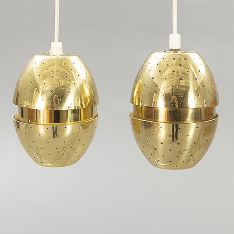 "Hans-agne jakobsson, window lamps 2 pcs ""florina t790"", markaryd."