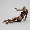 Salvador dali, bronze sculpture, 1982, signed dali och numbered b-058/330.