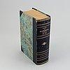 """Book, gustaf upmark, 'guld- och silversmeder i sverige 1520-1850"""", stockholm, alb. bonniers boktryckeri 1943."""